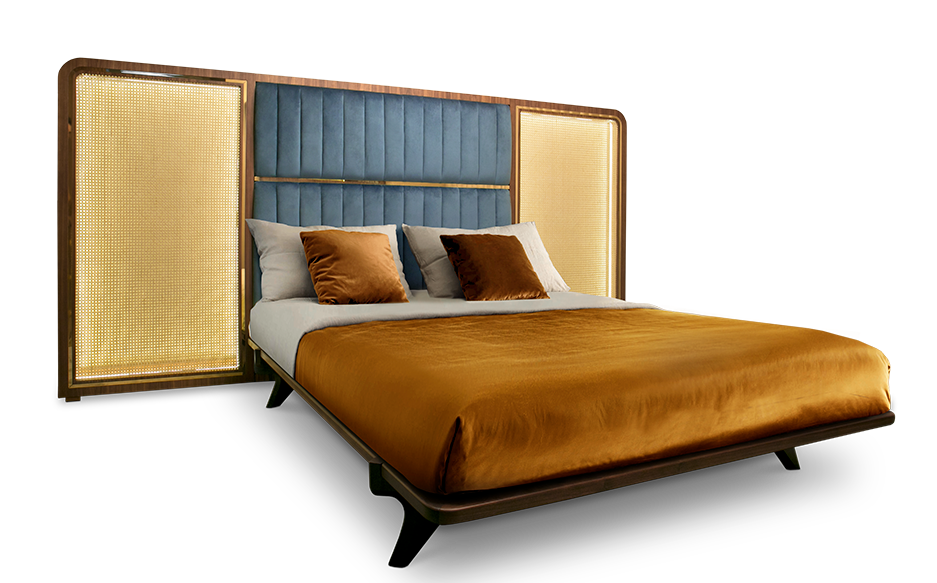 20 Amazing Luxury Beds For Your Opulent Home luxury bed 20 Amazing Luxury Beds For Your Opulent Home franco