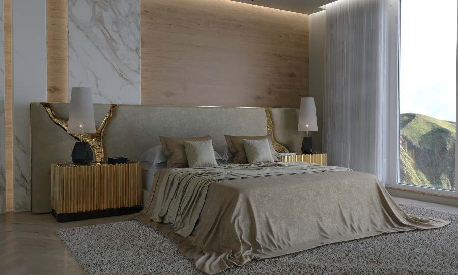 bedroom design 10 Most Classic and Glorious  Bedroom Design Made In Portugal lapiaz white headboard 07