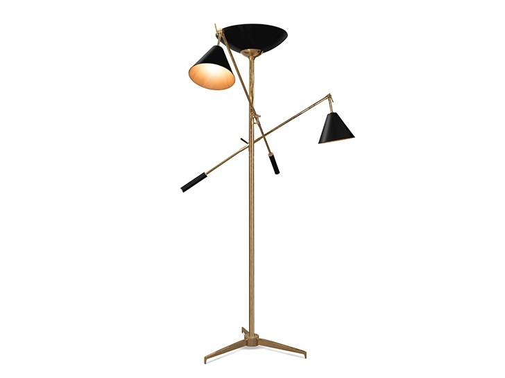 20 Floor Lamps That Will Transform Your Space floor lamp 20 Floor Lamps That Will Transform Your Space sinatra 1