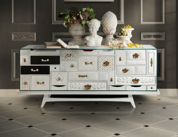 modern sideboard A Premium Selection Of 15 Modern Sideboards You Need To See 1 2 600x460