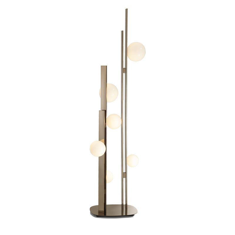20 Floor Lamps To Spark Some Inspiration In You floor lamp 10 Floor Lamps To Spark Some Inspiration In You FF Infinity Line Up table and standing lamps