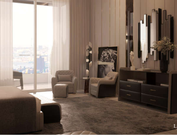 luxxu The Perfect Bedroom Design with Charla Collection by Luxxu charla stool cover 02 1 3 600x460