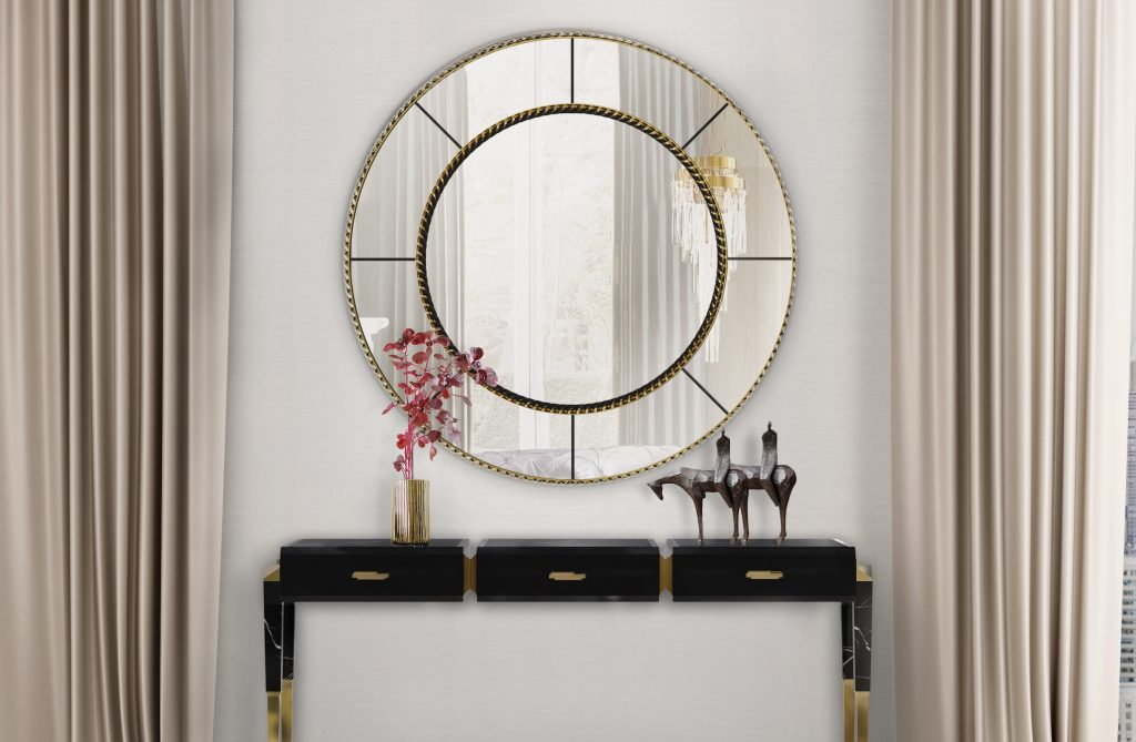 20 Luxury Mirrors That You'll Love luxury mirror 20 Luxury Mirrors That You'll Love crown mirror cover 01 1024x669