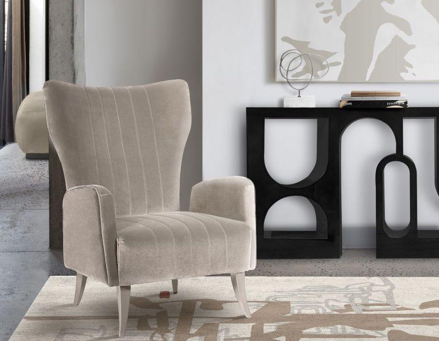 20 Luxury Armchairs to Add To Your Bedroom luxury armchair 20 Luxury Armchairs to Add To Your Bedroom davis