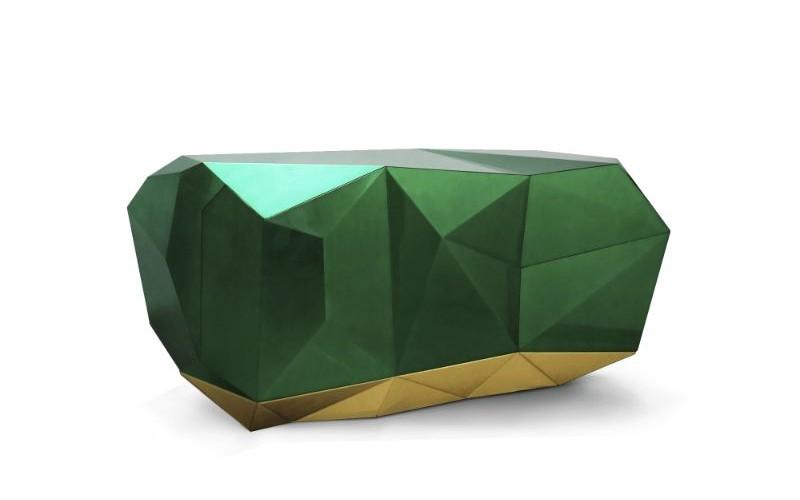 A Premium Selection Of 20 Modern Sideboards You Need To See modern sideboard A Premium Selection Of 15 Modern Sideboards You Need To See diamond emerald sideboard 02 zoom boca do lobo 1