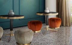 Luxury Stools You Cannot Miss For Your Exquisite Home