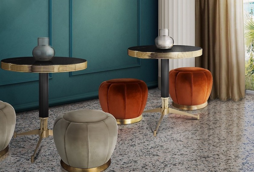 Luxury Stools You Cannot Miss For Your Exquisite Home luxury stool Luxury Stools You Cannot Miss For Your Exquisite Home florence