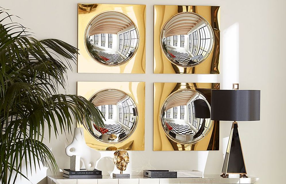 20 Luxury Mirrors That You'll Love luxury mirror 20 Luxury Mirrors That You'll Love globo