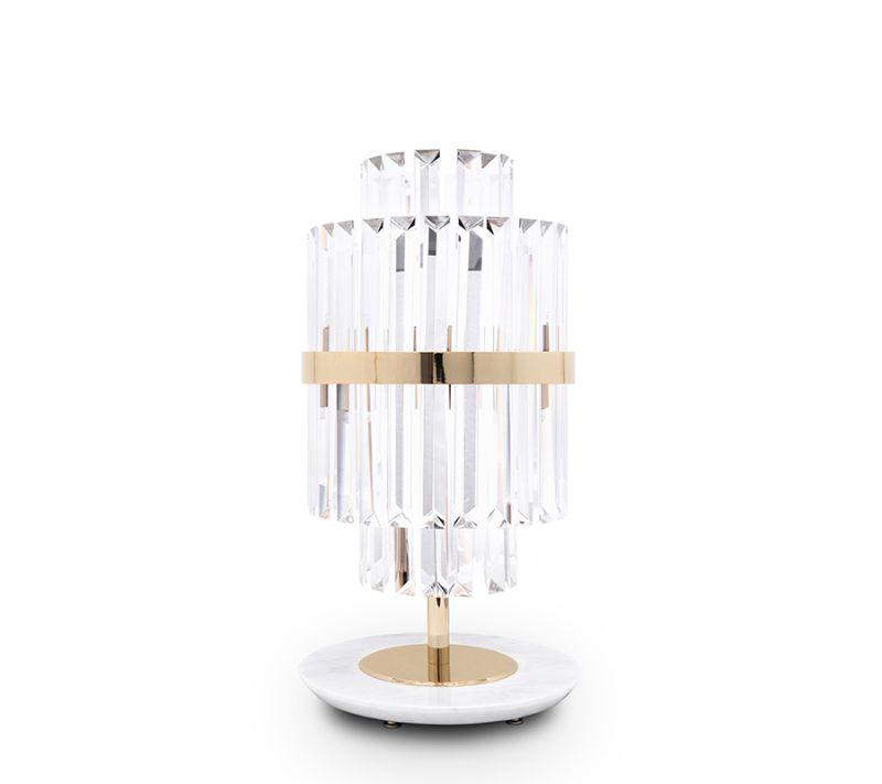 modern lighting 10 Gold Modern Lighting For Your Bedroom – Spark Your Inspiration! img 2 1