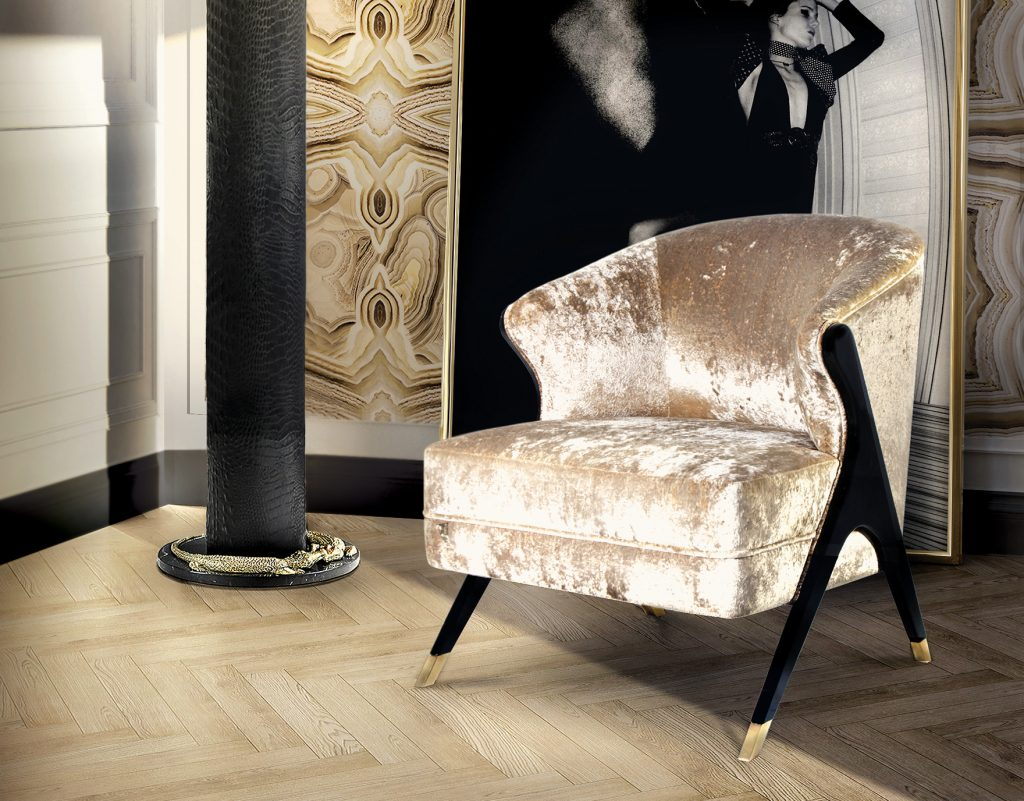 20 Luxury Armchairs to Add To Your Bedroom luxury armchair 20 Luxury Armchairs to Add To Your Bedroom naomi 1024x801