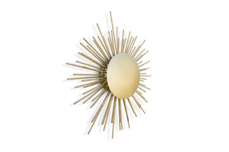 modern lighting 10 Gold Modern Lighting For Your Bedroom – Spark Your Inspiration! soleil wall lamp 2 HR