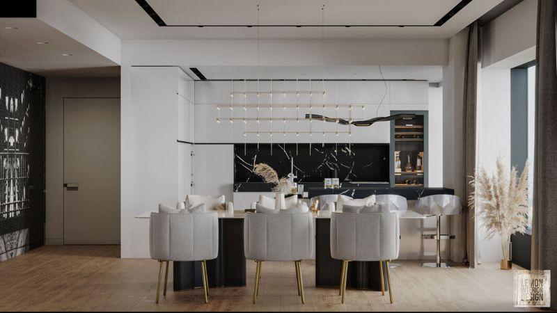 lemon interior design Amazing Interior Design Projects By Lemon Interior Design Camera Dining 002 Post 1