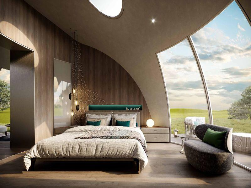 sybille de margerie Sybille De Margerie: Mastering Luxury Interiors H2 Bedroom 1
