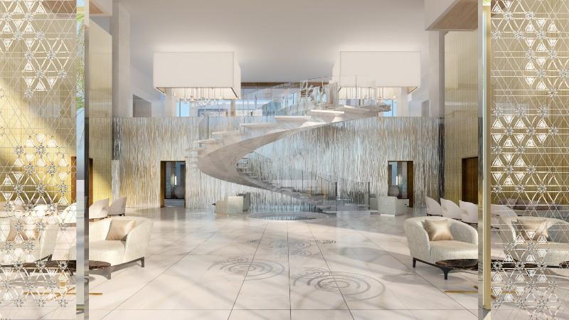 sybille de margerie Sybille De Margerie: Mastering Luxury Interiors Lobby V5  YannTerrer StudioOctopus
