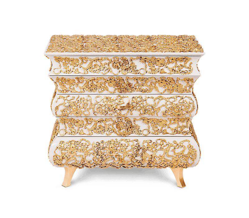 Luxury Nightstands By Boca do Lobo to upscale your room luxury nightstands Luxury Nightstands By Boca do Lobo To Upscale Your Room crochet nightstand 01 boca do lobo