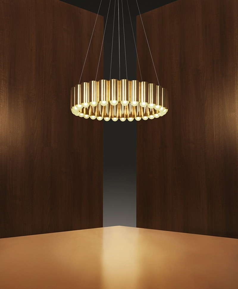 Luxury Suspension Lamps For Your Bedroom luxury suspension lamp Luxury Suspension Lamps For Your Bedroom croppedimage680825 Carousel Polished Gold Lifestyle copy