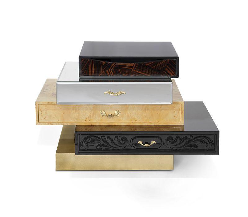 luxury nightstands Luxury Nightstands By Boca do Lobo To Upscale Your Room frank nightstand 01 boca do lobo