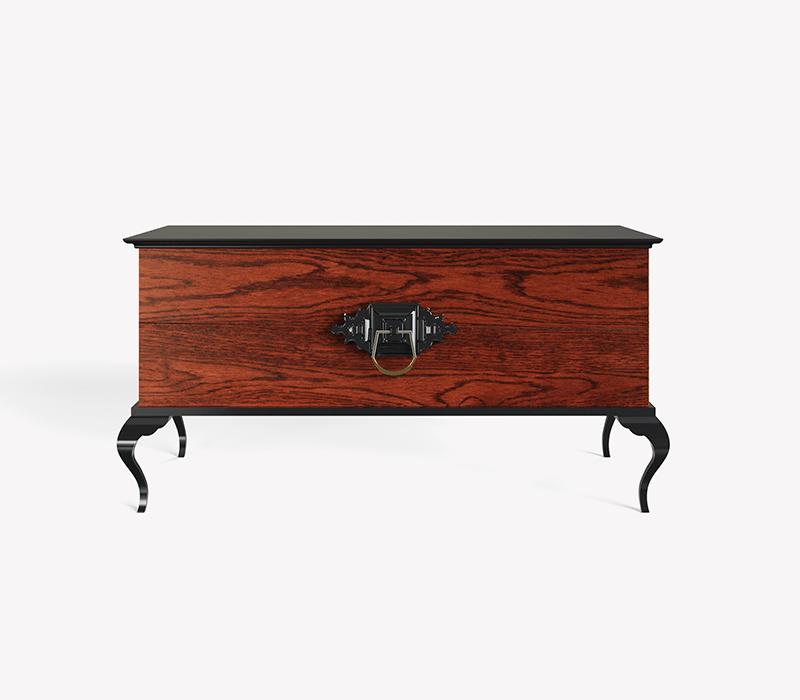 luxury nightstands Luxury Nightstands By Boca do Lobo To Upscale Your Room guggenheim nightstand 01 boca do lobo