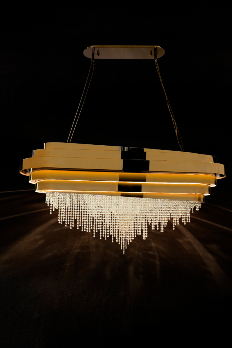 Luxury Suspension Lamps For Your Bedroom luxury suspension lamp Luxury Suspension Lamps For Your Bedroom guggenheim snooker suspension 02 1