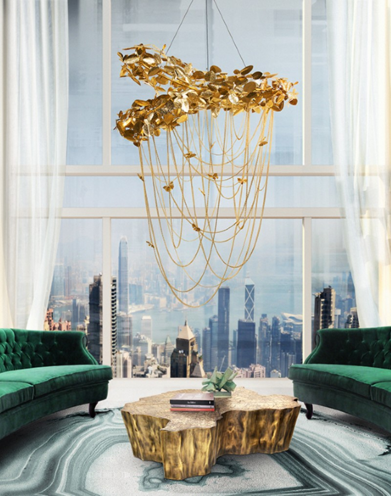 luxury suspension lamp Luxury Suspension Lamps For Your Bedroom img 2 1