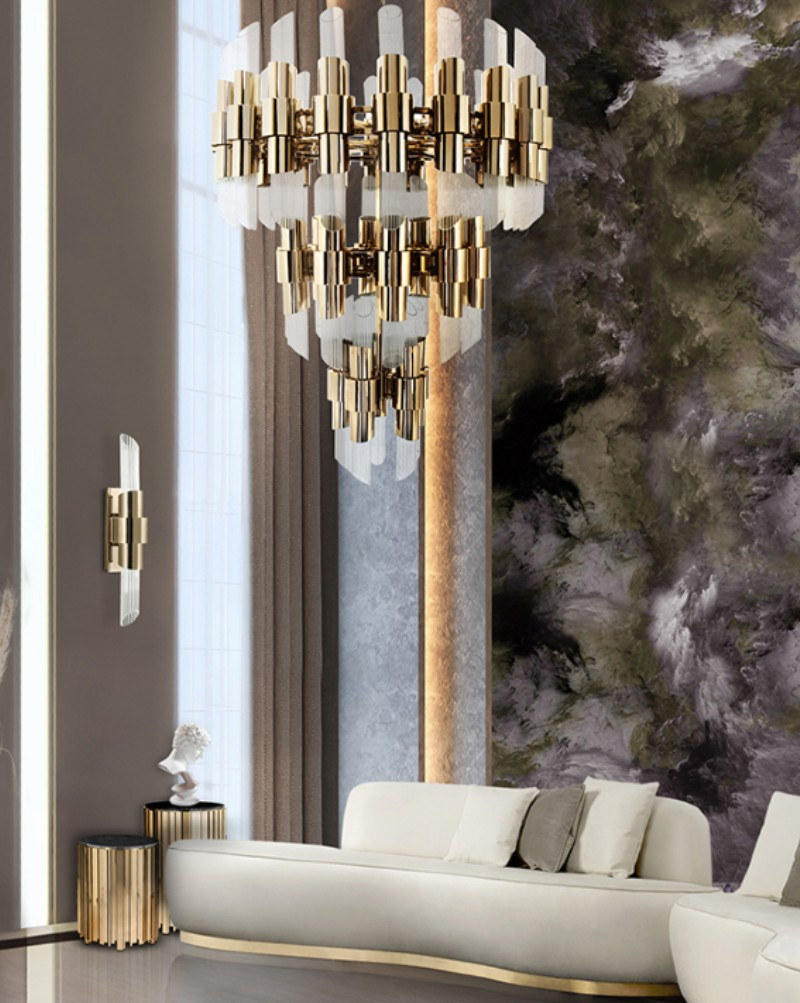 luxury suspension lamp Luxury Suspension Lamps For Your Bedroom img 3 4