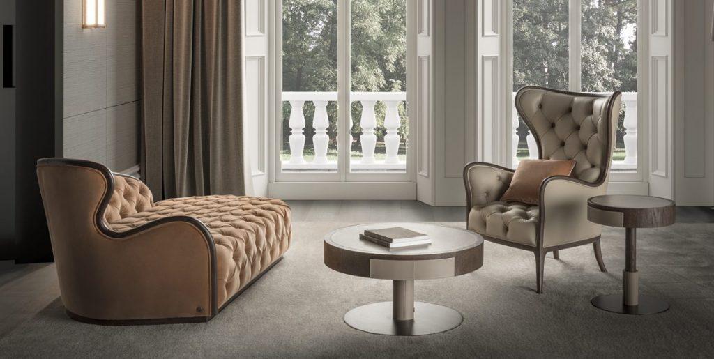 luxury sofas Luxury Sofas For An Opulent Bedroom margot