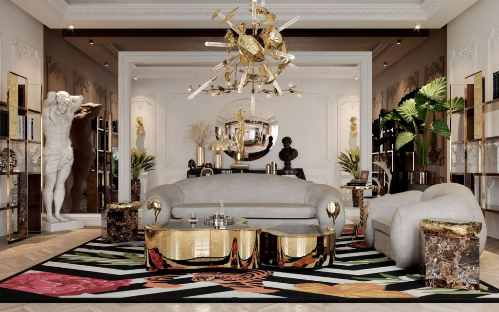 Luxury Sofas For An Opulent Bedroom