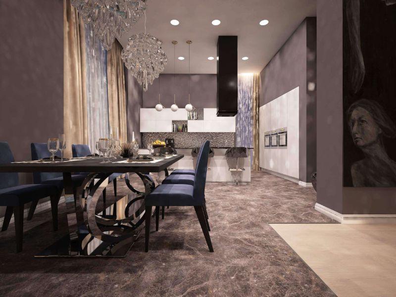 lemon interior design Amazing Interior Design Projects By Lemon Interior Design vedere insula