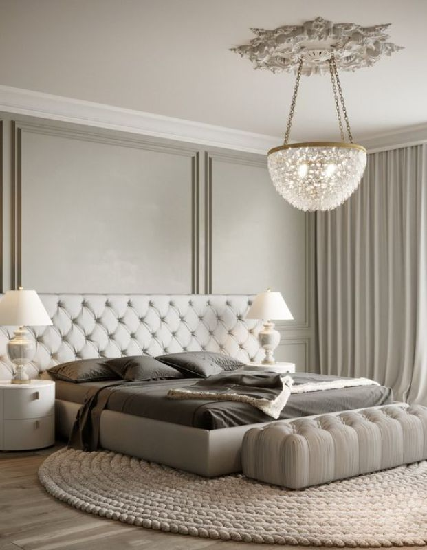 neutral bedrooms Neutral Bedrooms Trends For A Modern Bedroom Designs 15c68b5d40abf89efb9567c530875a50 2 1