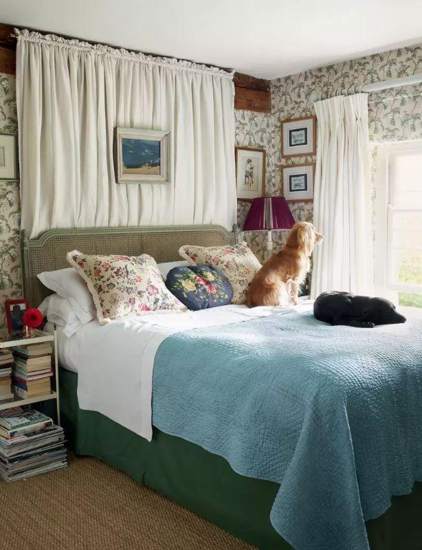 Flora Soames Most Elegant and Classic Master Bedrooms