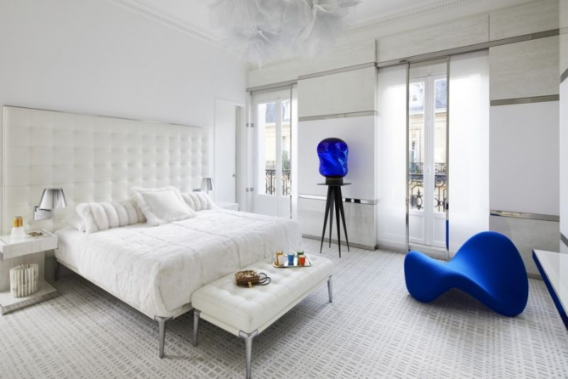 Stéphanie Coutas Luxury Bedroom Creative Ideas stéphanie coutas Stéphanie Coutas Luxury Bedroom Creative Ideas An Exquisite Parisian Apartment by Stephanie Coutas 7 1