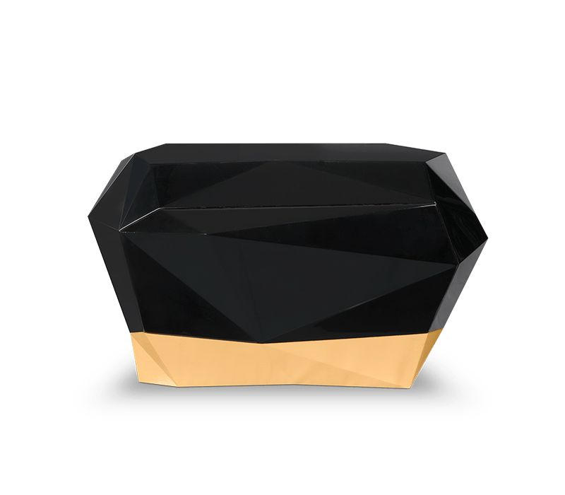 luxury nightstand Luxury Nightstand By Boca Do Lobo To Elevate Your Bedroom Design diamond nightstand 01 boca do lobo