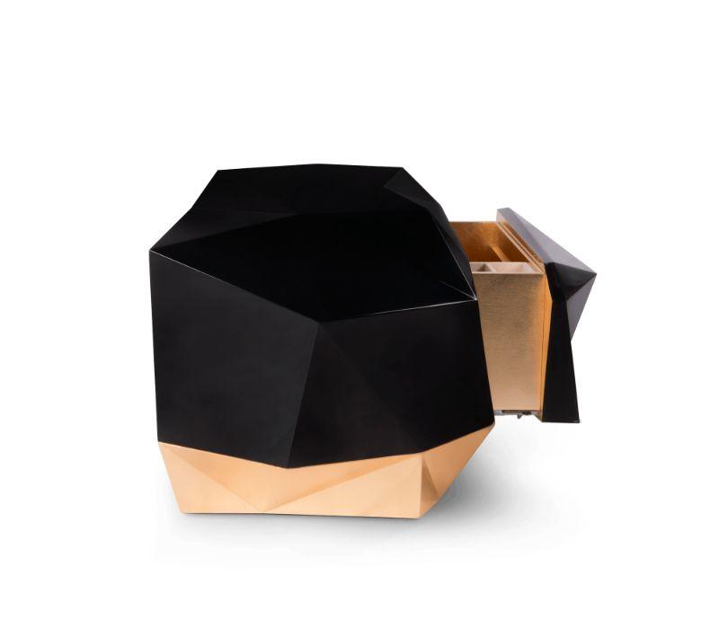luxury nightstand Luxury Nightstand By Boca Do Lobo To Elevate Your Bedroom Design diamond nightstand 03 zoom boca do lobo