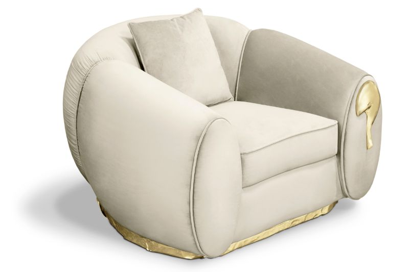 Luxury Armchairs For Your Master Bedroom