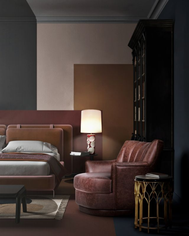 Dress Your Contemporary Bedroom Design With Modern Furniture contemporary bedroom Dress Your Contemporary Bedroom Design With Modern Furniture Classic Modern Design with PLUM Single Sofa 2 1