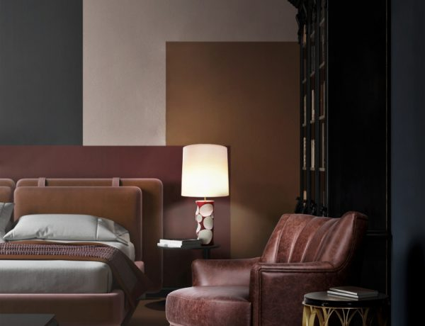 master bedroom Discover 13 Ways To Enhance Your Master Bedroom Interior Design Classic Modern Design with PLUM Single Sofa 2 3 600x460
