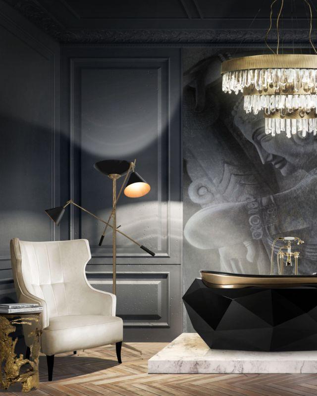 Dress Your Contemporary Bedroom Design With Modern Furniture contemporary bedroom Dress Your Contemporary Bedroom Design With Modern Furniture Modern Bathroom Design with IGUAZU Armchair 1 1