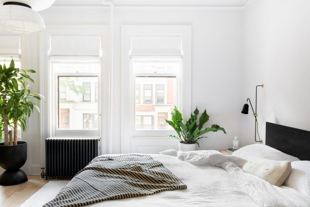 How to Turn Your Bedroom into a Comfort Zone bedroom How to Turn Your Bedroom into a Comfort Zone Nune 4th Street 01 1024x683