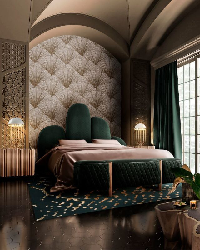 Dress Your Contemporary Bedroom Design With Modern Furniture contemporary bedroom Dress Your Contemporary Bedroom Design With Modern Furniture bedroom 1