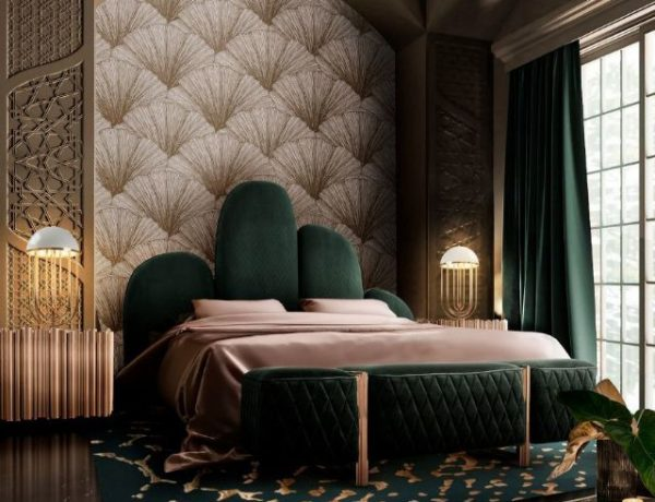 luxury lighting Luxury Lighting Ideas For Your Master Bedroom bedroom 3 600x460