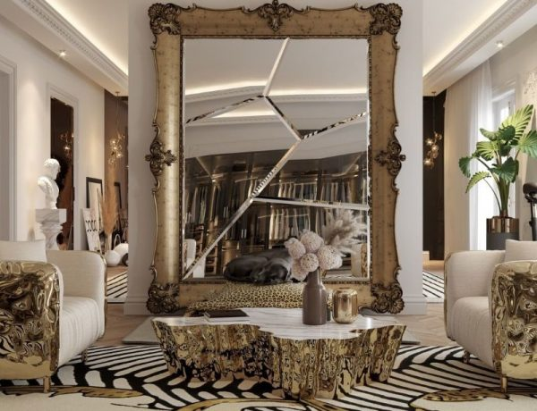 walk in closet Walk In Closet Ideas For Your Master Bedroom bl dinis big mirror 1 600x460