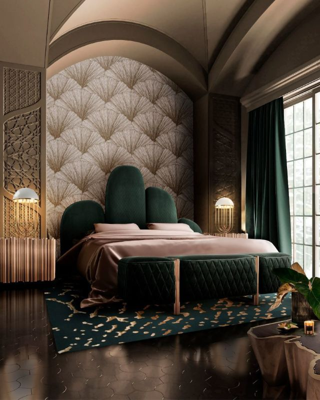 large bedroom design Large Bedroom Design For The Space Of Your Dreams bl symphony luxury nigtstand 1