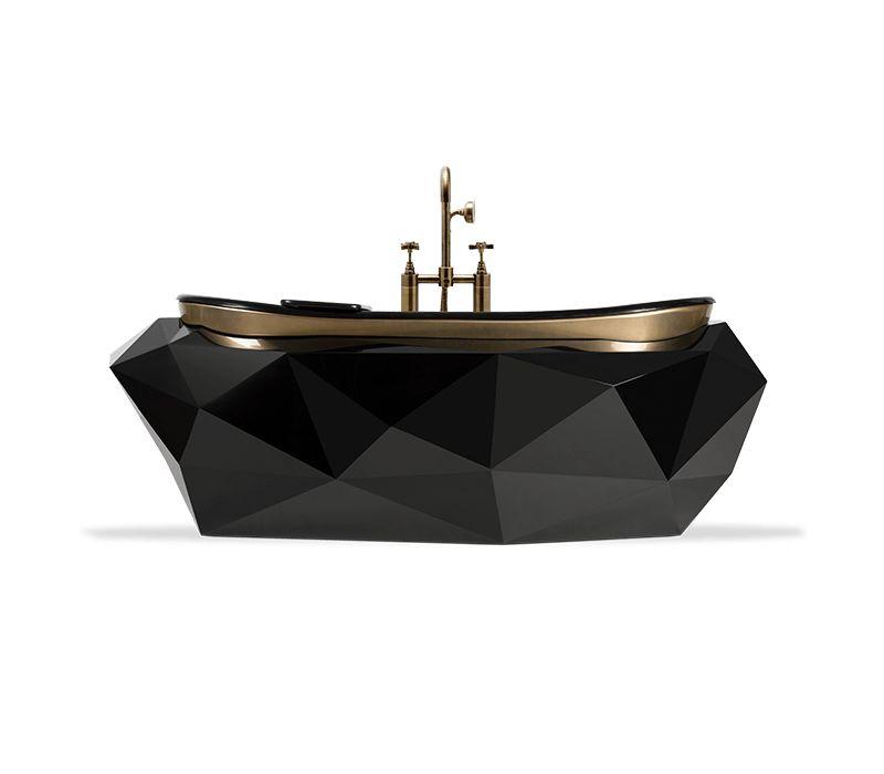 Dress Your Contemporary Bedroom Design With Modern Furniture contemporary bedroom Dress Your Contemporary Bedroom Design With Modern Furniture diamond bathtub 01 boca do lobo