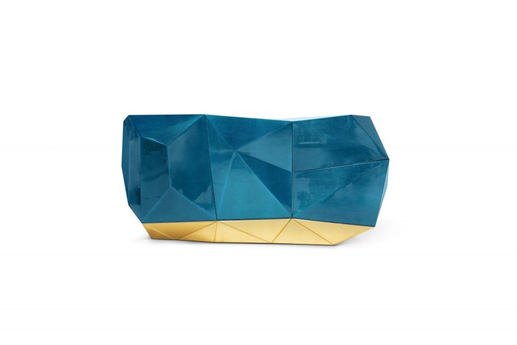 Bedroom Design Colour Trends For 2021's Summer Season bedroom design Bedroom Design Colour Trends For 2021's Summer Season diamond blue sideboard boca do lobo 01 1 1024x683