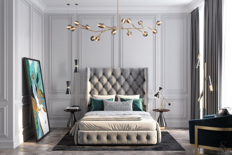Creative Modern Ideas For Your Luxury Master Bedroom  luxury master bedroom Creative Modern Ideas For Your Luxury Master Bedroom Contemporary Bedroom Designs That Will Help You Rest In Style 18