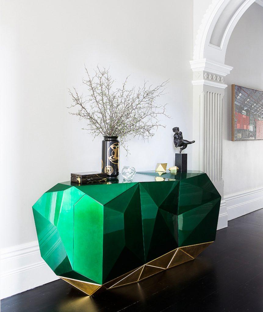 Green Aesthetic - Luxury Interior Project by Boca do Lobo