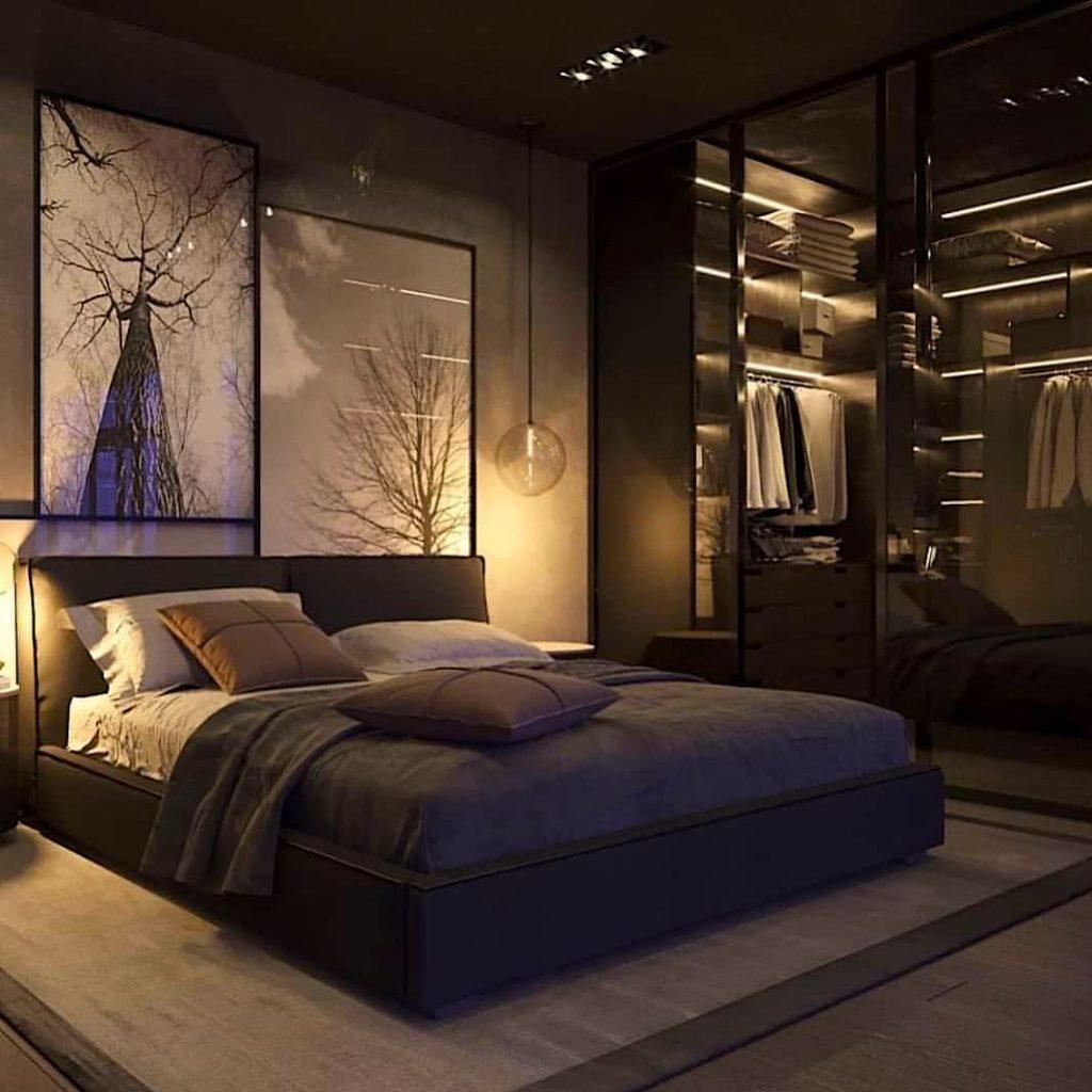 10 Ways To Make A Small Bedroom Look Bigger bedroom 10 Ways To Make A Small Bedroom Look Bigger Small Bedroom Look Bigger 2 1024x1024