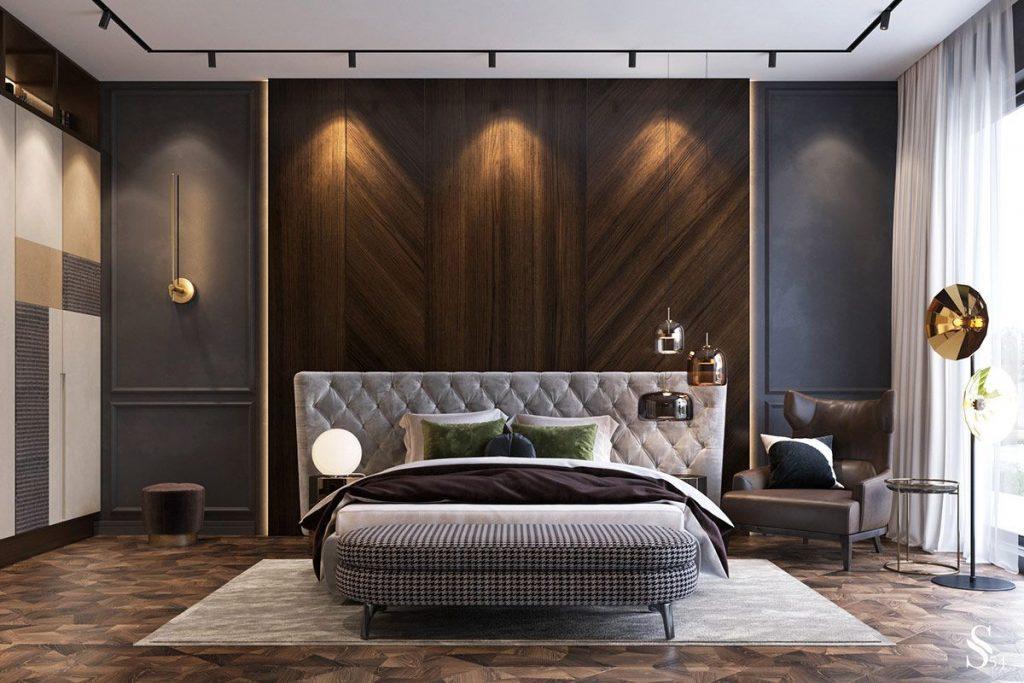 10 Ways To Make A Small Bedroom Look Bigger bedroom 10 Ways To Make A Small Bedroom Look Bigger Small Bedroom Look Bigger 6 1024x683