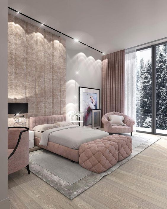 Bedroom Design Inspiration For This Summer