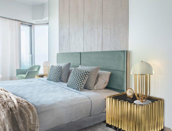 luxury master bedroom Creative Modern Ideas For Your Luxury Master Bedroom bedroom 7 boca do lobo 1 600x460